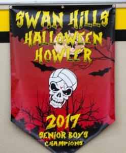 Halloween Howler 2017 Banner