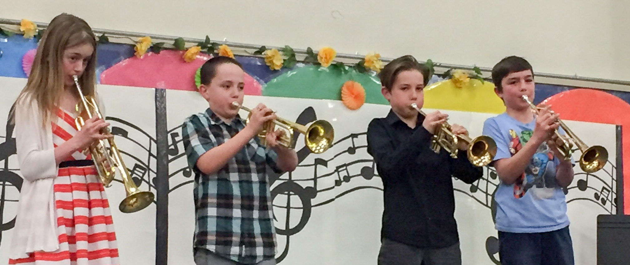 Spring Concert – Click for Slideshow in Photo Galleries