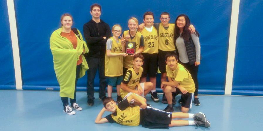 Jr. Boys' Finish 3rd at Westlock Volleyball Tournament