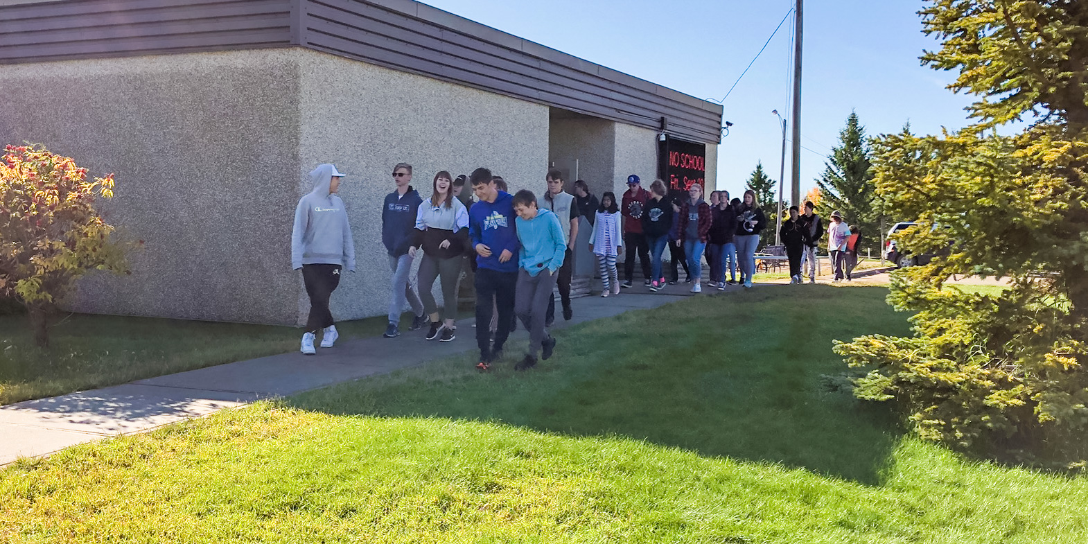 First to set out on the Terry Fox Run