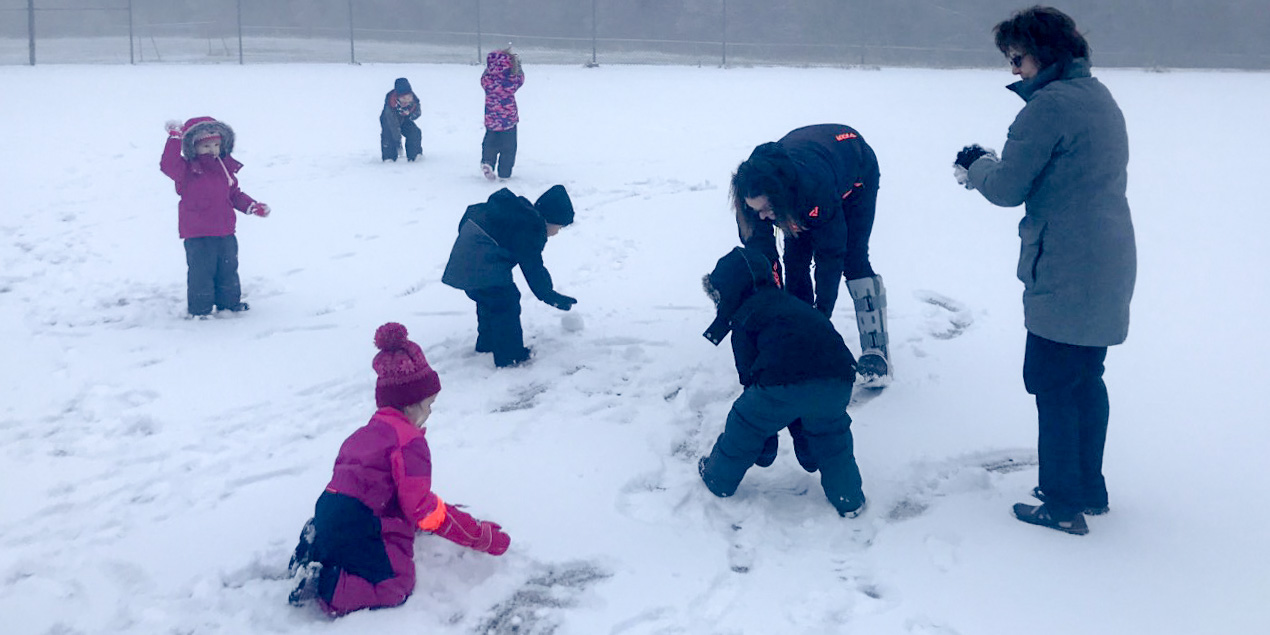 S-Prep Fun in the Snow