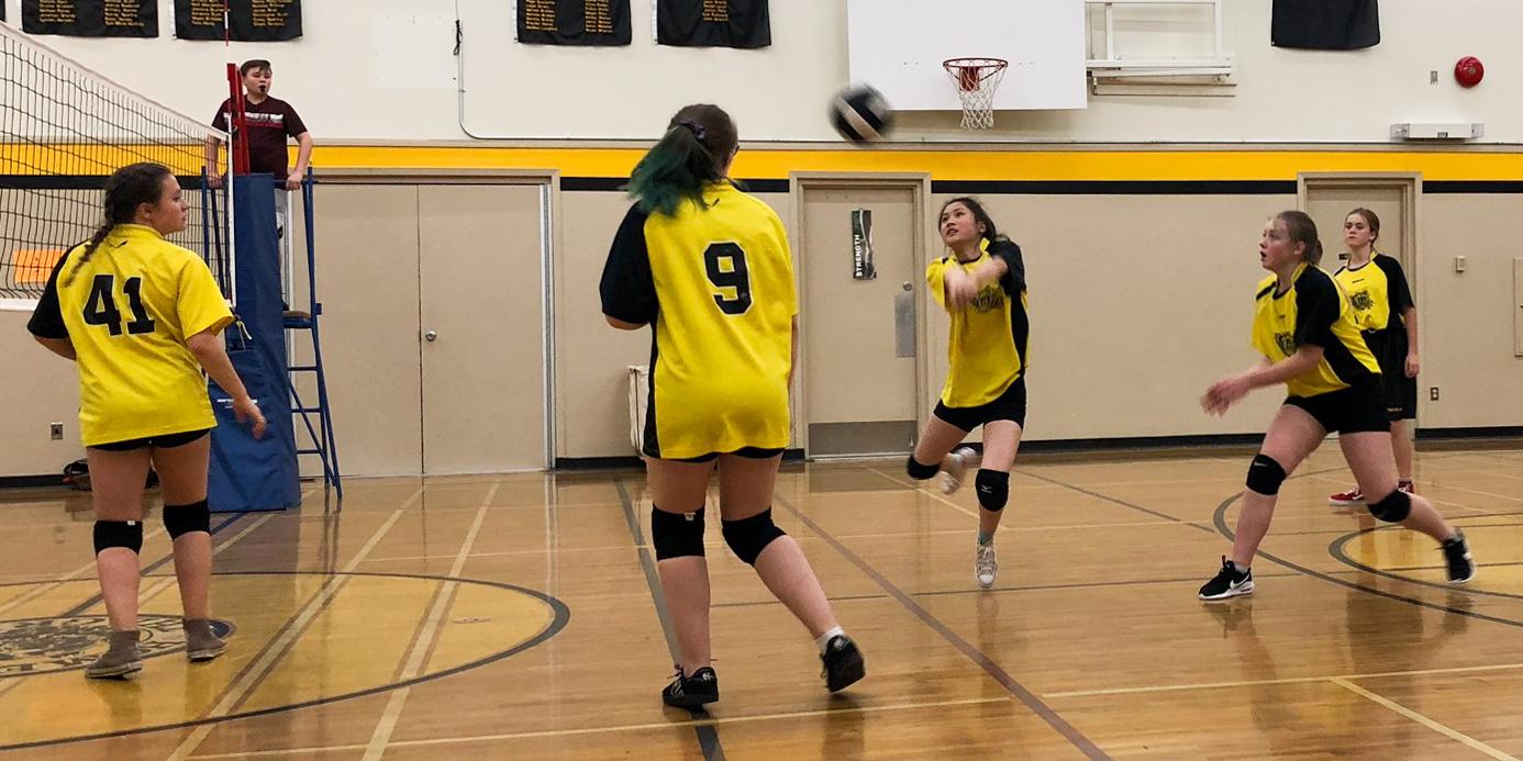 Jr Girls Volleyball